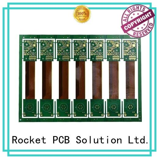Rocket PCB high-quality rigid pcb for instrumentation