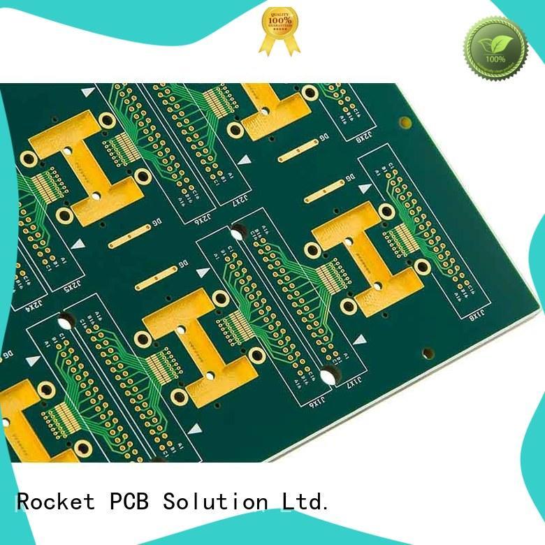 Rocket PCB open power circuit board multicavity