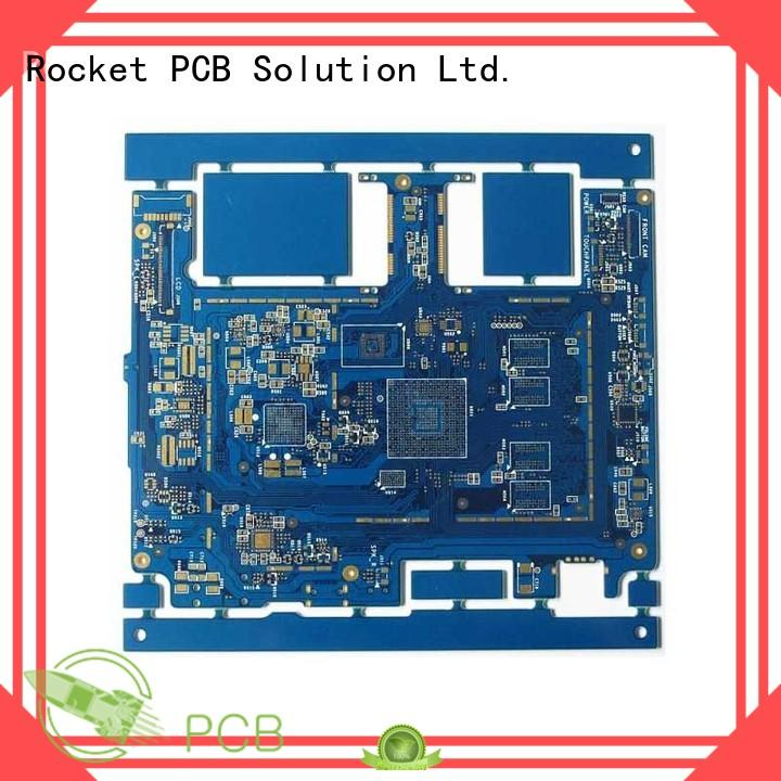 Rocket PCB multistage HDI PCB board wide usage
