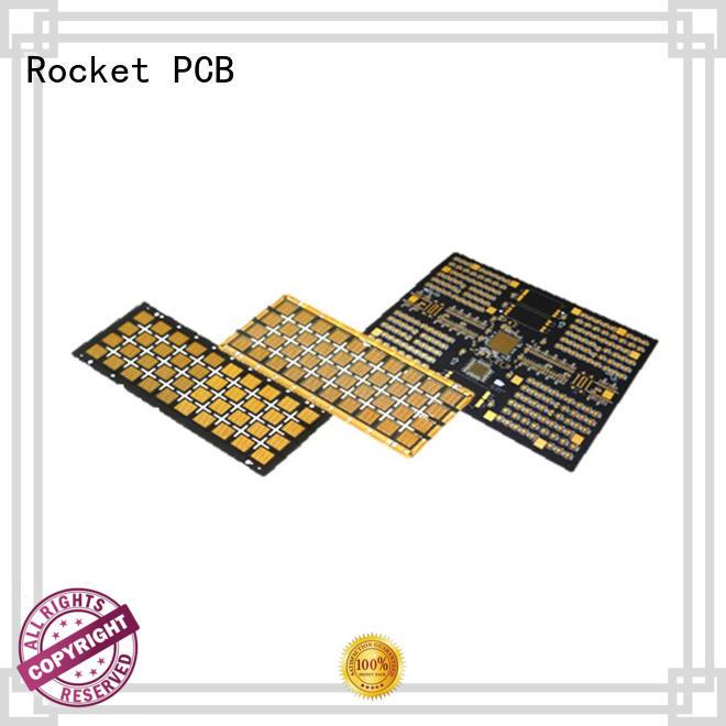 Rocket PCB custom aluminum printed circuit boards circuit for equipment
