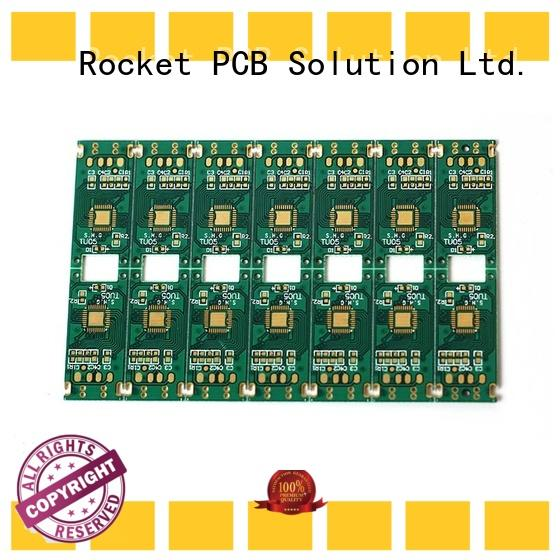Rocket PCB multi-layer gold bonding finger pcb top-selling smart home