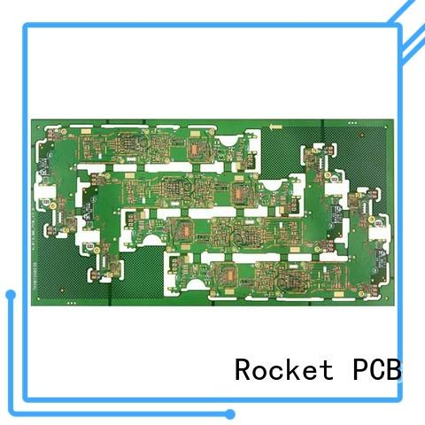 Rocket PCB customized any-layer pcb for wholesale
