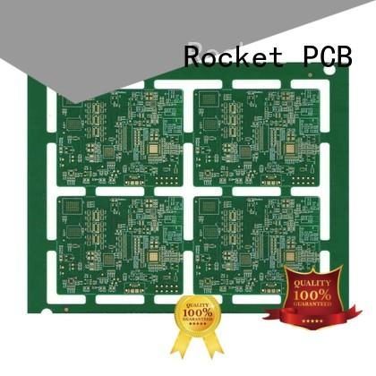 pcb fabrication prototype wide usage Rocket PCB
