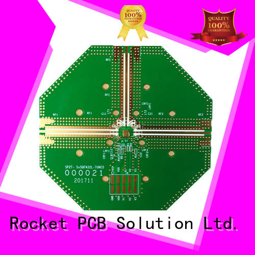 Rocket PCB hot-sale rogers pcb production for electronics