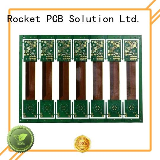 Rocket PCB hot-sale rigid flex pcb manufacturers top selling for instrumentation