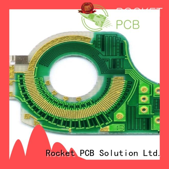 Rocket PCB advanced technology embedded pcb capacitors for wholesale