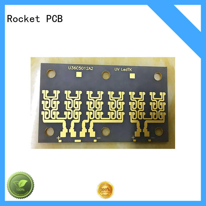 Rocket PCB thermal ceramic pcb manufacturer substrates for automotive