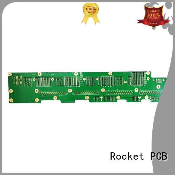 advanced Backplane PCB rocket for vehicle
