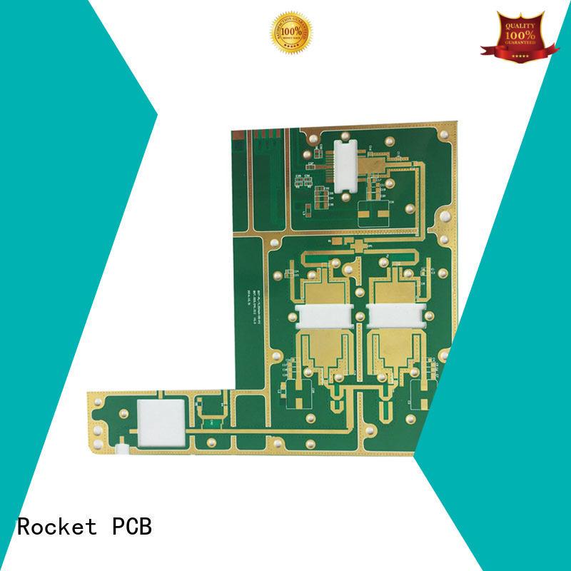 customized proto pcb boards high frequency hot-sale instrumentation