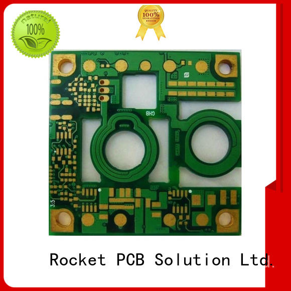 Rocket PCB coil printed circuit board assembly maker for device