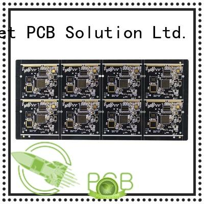 plated gold bonding finger pcb top selling plating for wholesale