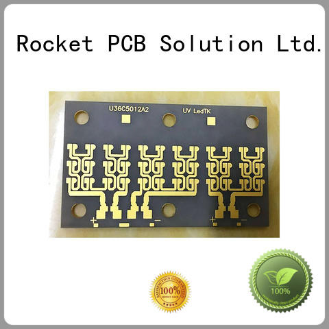 ceramic ceramic pcb manufacturer material conductivity for electronics