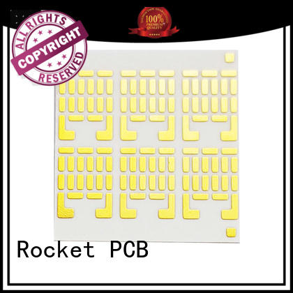 Rocket PCB heat-resistant ceramic pcb base for electronics