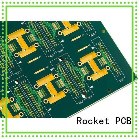 open pcb board thickness npth smart control for sale