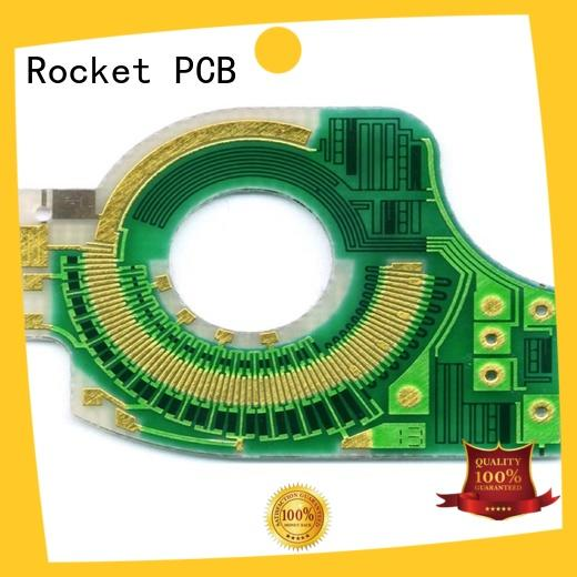 Rocket PCB capacitors pcb production assembly components for wholesale