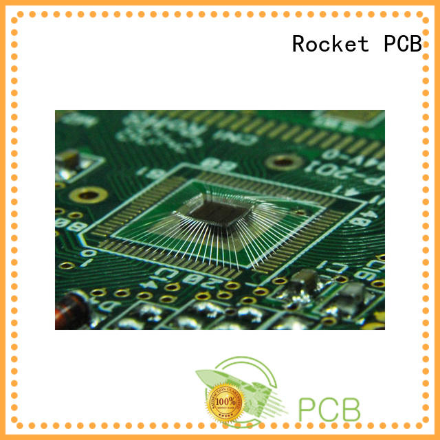 Rocket PCB top brand wire bonding technology surface finished for automotive