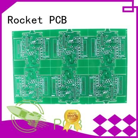 Rocket PCB hot-sale double sided pcb consumer security