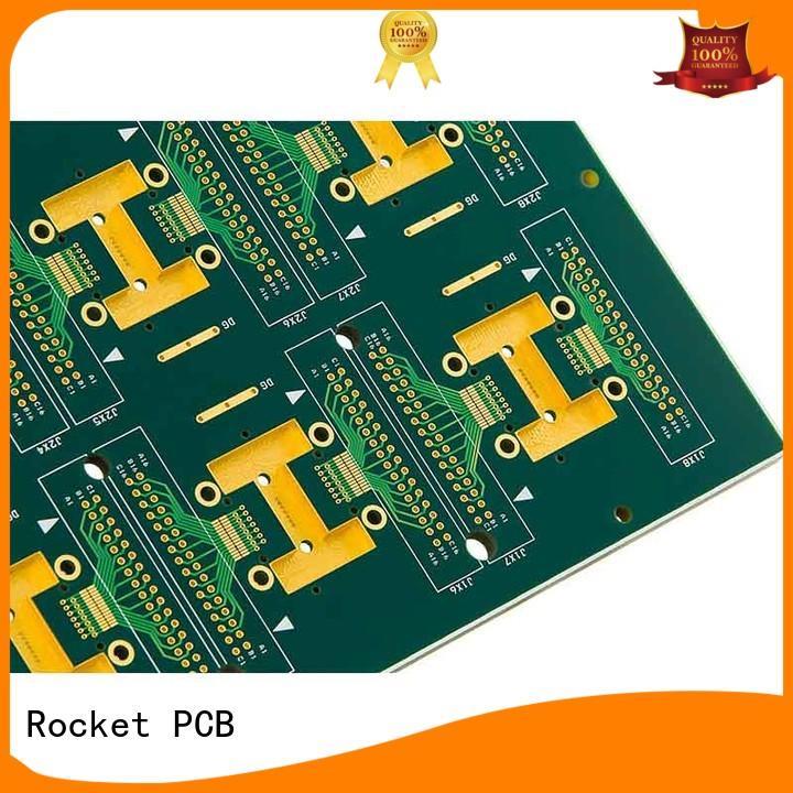 Rocket PCB open small pcb board pth pcb