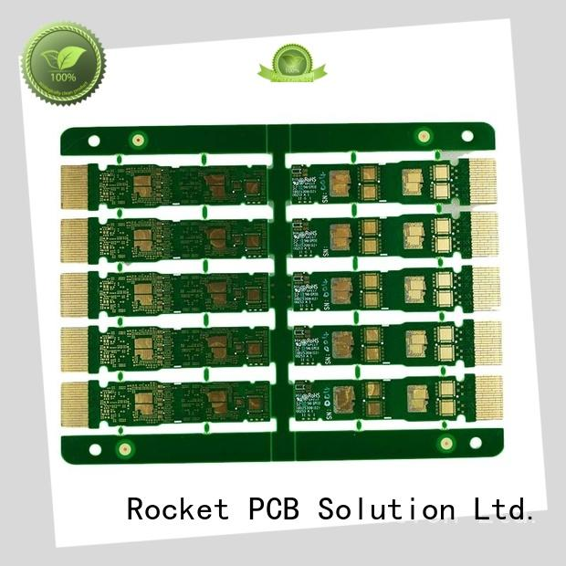professional pcb connection plating for import Rocket PCB