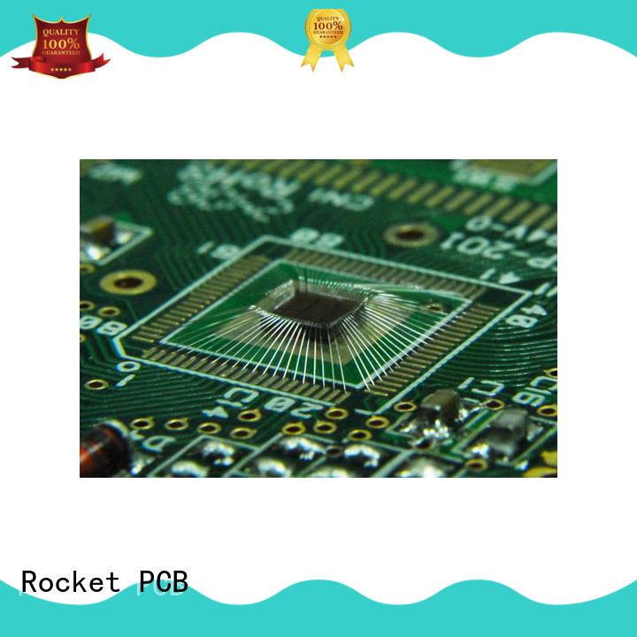 Rocket PCB top brand wire bonding bulk fabrication for digital device