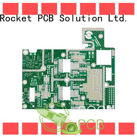 RF PCB production pcb industrial usage Rocket PCB