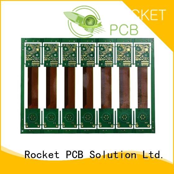 Rocket PCB high-quality rigid flex pcb top brand industrial equipment