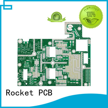 Rocket PCB process rf pcb manufacturer cheapest price industrial usage