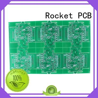 bulk single sided printed circuit board hot-sale digital device Rocket PCB