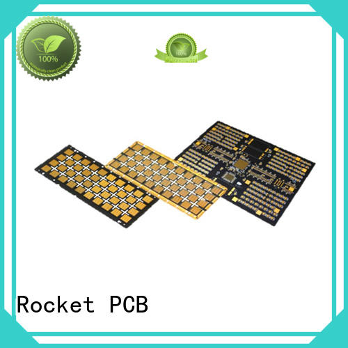 Rocket PCB custom printed circuit board layers led for digital products