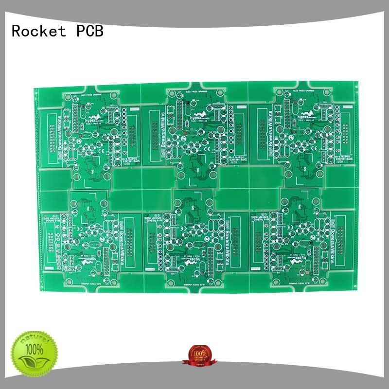 Rocket PCB custom diy double sided pcb sided electronics