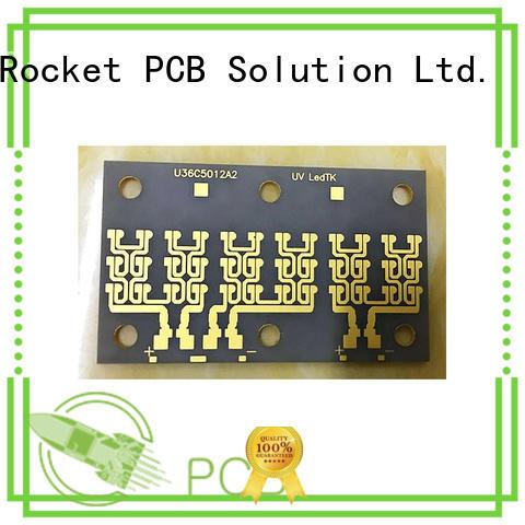 Rocket PCB base high tech pcb substrates for electronics