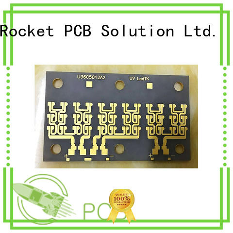 Rocket PCB base high tech pcb substrates for electronics