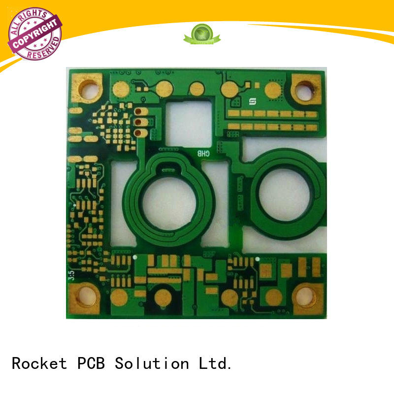 Rocket PCB conductor heavy copper pcb high quality for digital product