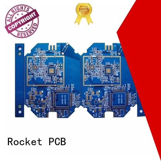 Rocket PCB high-tech multilayer pcb board high quality smart home