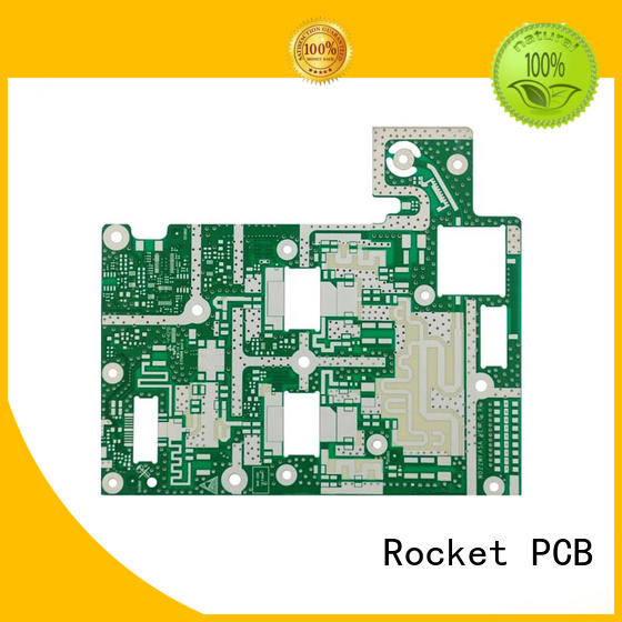 microwave pcb process instrumentation Rocket PCB