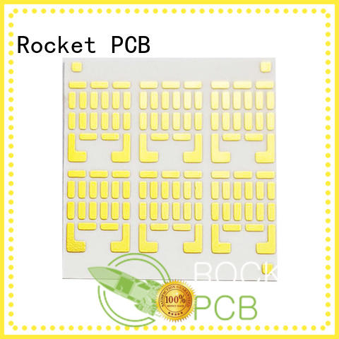 Rocket PCB thermal thick film ceramic pcb board for automotive