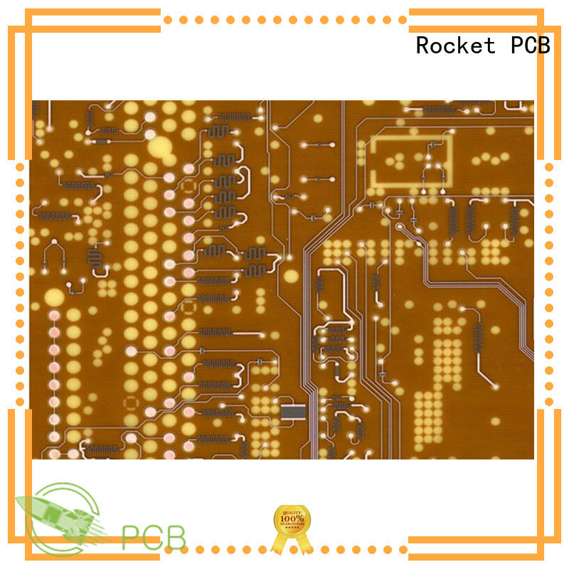 Rocket PCB resistors pcb production assembly components for sale