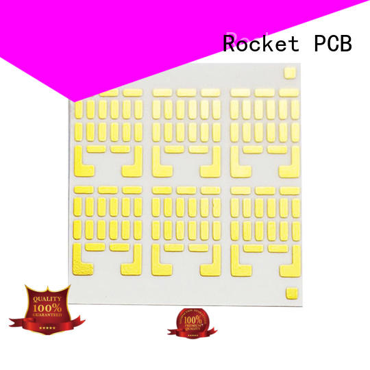 Rocket PCB substrates ceramic circuit boards material conductivity for electronics