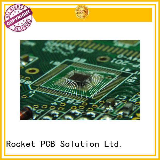 Rocket PCB hot-sale wire bonding technology wire for automotive