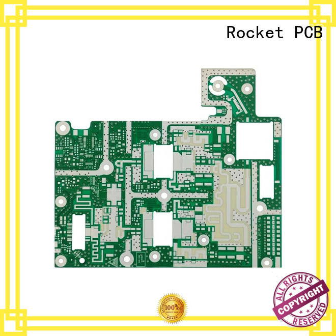micro-wave microwave pcb hybrid bulk production instrumentation
