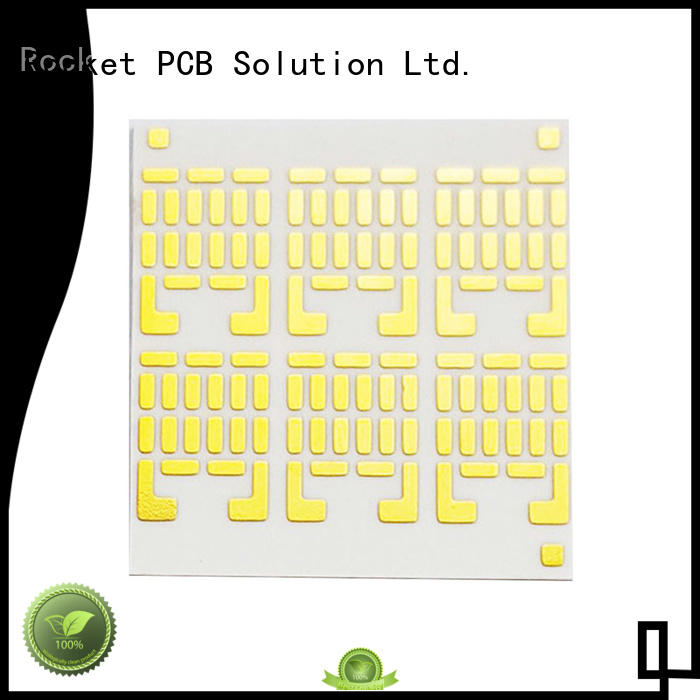 Rocket PCB conductivity ceramic circuit boards board for electronics