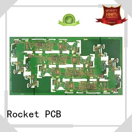 Rocket PCB stagger any-layer pcb free sample for wholesale