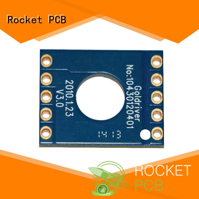 printed circuit board assembly power for digital product Rocket PCB