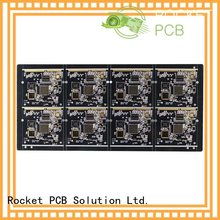 Rocket PCB highly-rated gold finger pcb pcb for import