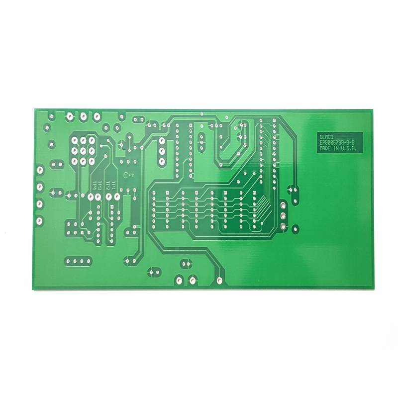 two-layer PCB fabrication