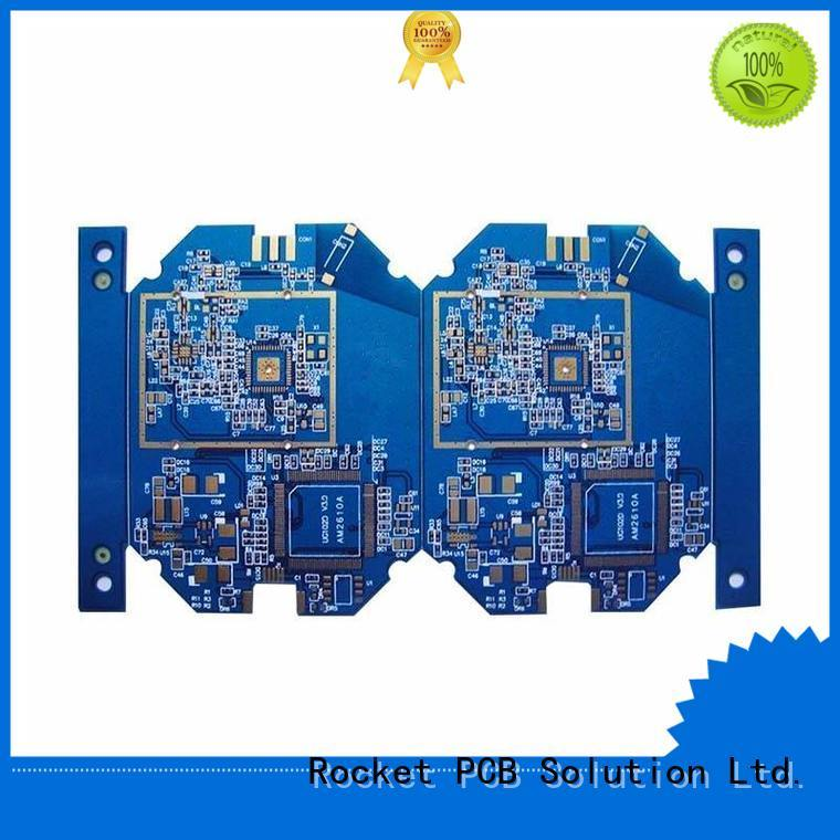 Rocket PCB high-tech customized multilayer pcb hot-sale for sale