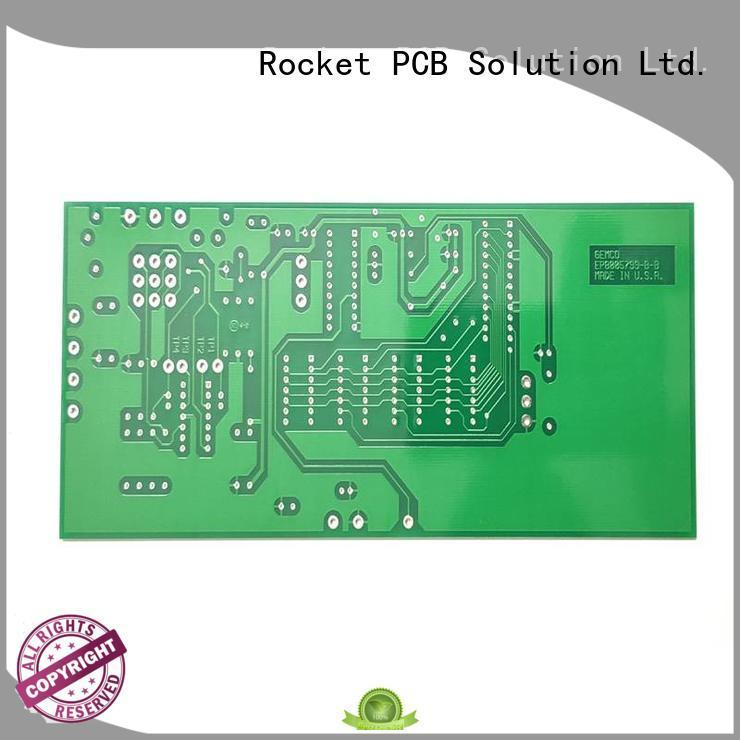 Rocket PCB custom single sided pcb sided electronics