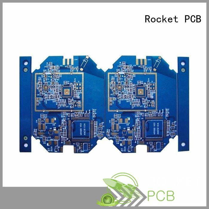 Rocket PCB high mixed gold bonding finger pcb top-selling for sale