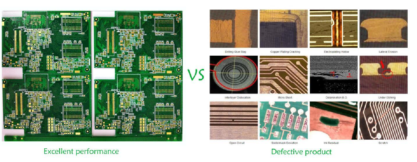 double sided pcb volume digital device