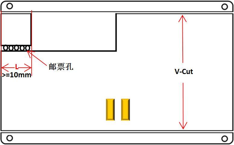 news-Rocket PCB-Why add PCB break-up tab-img-1